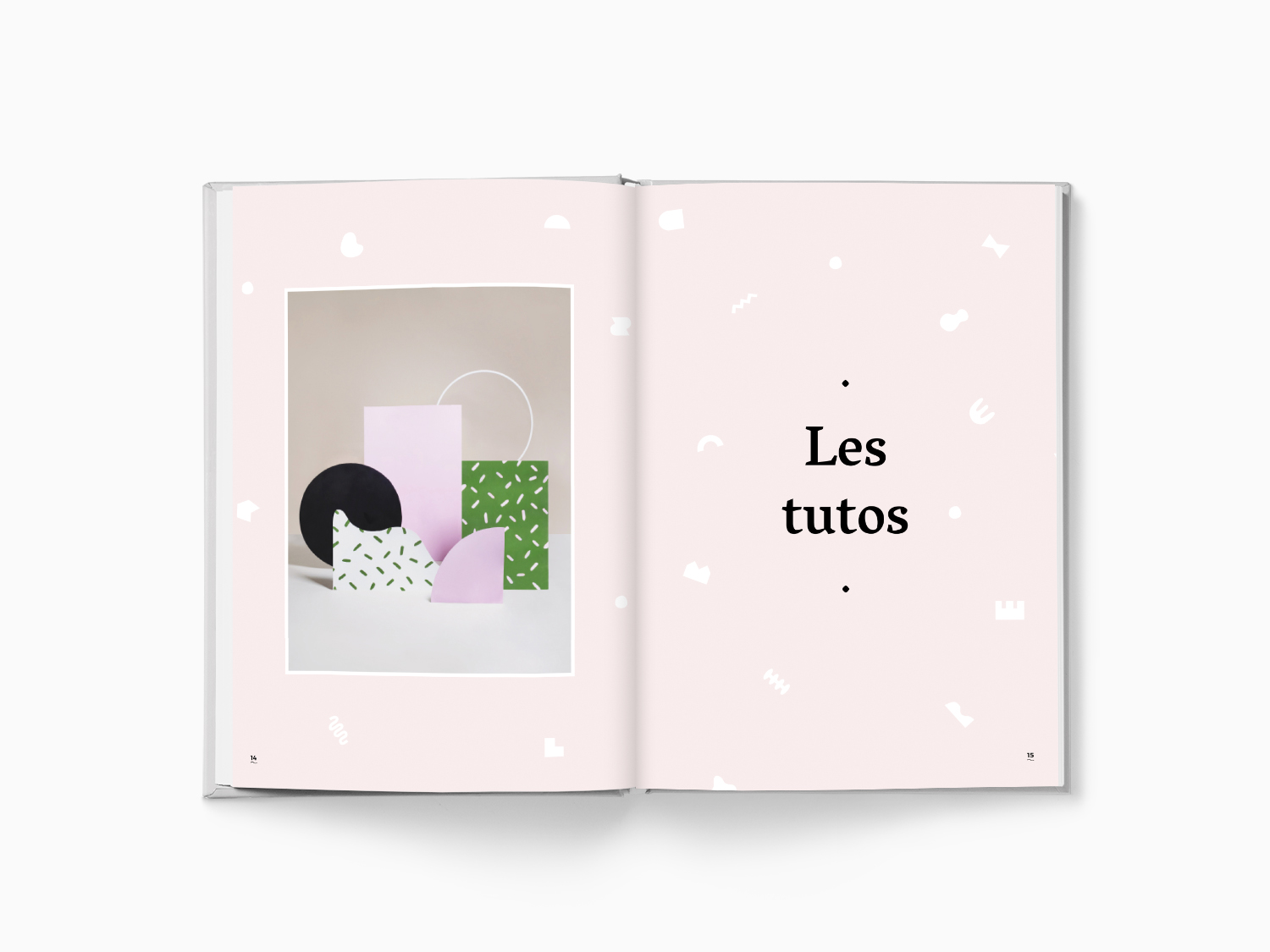 In the wool for love – Tutos